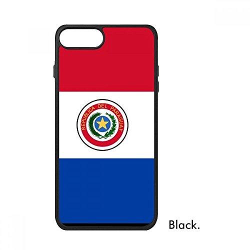 Bestchong Paraguay Nationale Vlag Zuid-Amerika Land Voor iPhone SE 2 nieuw voor Apple 78 Case Cover