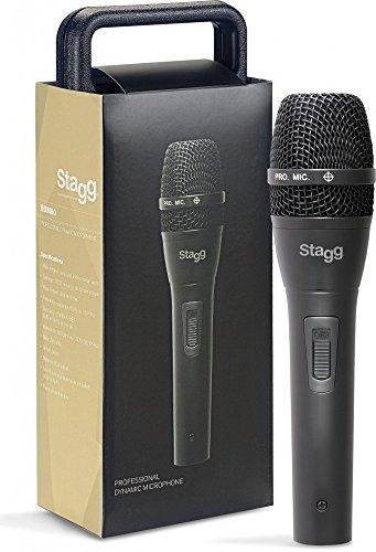 Stagg B300 standaard J bas gitaar Zang en instrumentaal - Professioneel 60 Hz to 15 KHz Single Microphone Type 4
