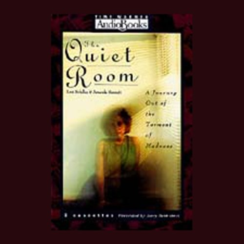 The Quiet Room                   By:                                                                                                                                 Amanda Bennett,                                                                                        Lori Schiller                               Narrated by:                                                                                                                                 Mary Beth Hurt                      Length: 3 hrs and 3 mins     137 ratings     Overall 3.9