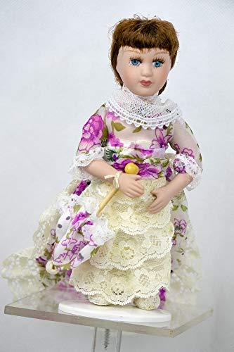 Royal Dolls Collection Porzellan Puppe Elisabeth von Hesse-Darmstadt Russland