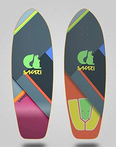 Sakari Monopatin Skate Skateboard surfskate Deck Esgos 31