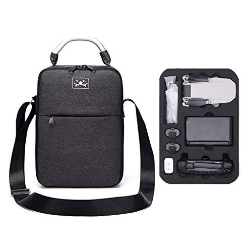 HSKB Drone Mochila de mano, bolsa de transporte compatible con DJI Mavic Mini Drone Nylon Mochila impermeable Bolsa Portable