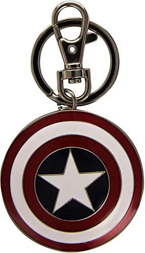 Marvel Porte-Clés Bouclier Captain America Shield