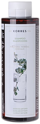 Korres Shampooing Usage Fréquent, Aloes & Dictame 250ml O300157