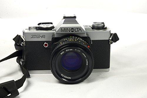 tax cameras MINOLTA XG-A SLR Camera