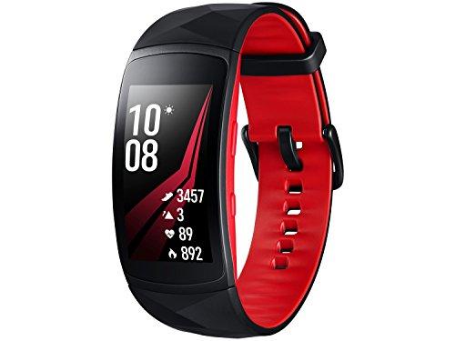 Gear Fit2 Pro Pulseira Grande - Vermelho