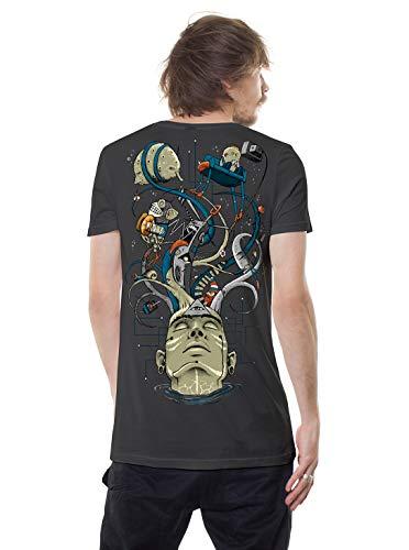 Camiseta out of My Mind Estampada
