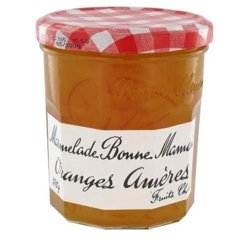 Bonne Maman - Marmelade D'Oranges Amères 370G - Prix Unitaire - Livraison Gratuit En France Métropolitaine Sous 3 Jours Ouverts