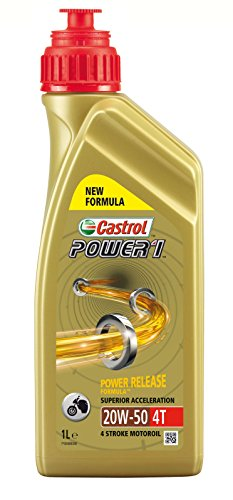 Castrol Power1 4T 20W-50 Motorrad Öl 1l
