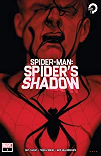 Spider-Man: The Spider's Shadow cover image