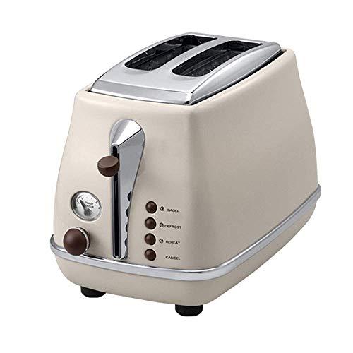 TWDYC Programmable Bread Machine w/Auto Fruit and Nut Dispenser, Automatic Bread Maker (Color : A)