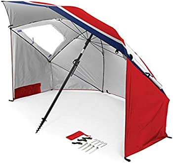 Sport-Brella Premiere UPF 50+ Umbrella Shelter (8-Foot)