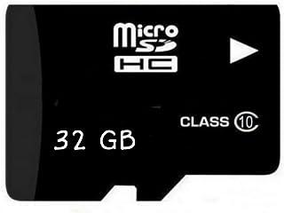 Goodwill Micro 32GB SD Cards Class10 Memory Card (Black)