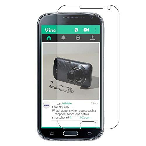 Vaxson 4 Unidades Protector de Pantalla Anti Luz Azul, compatible con Samsung Galaxy K Zoom C1158 c1116 [No Vidrio Templado] TPU Película Protectora