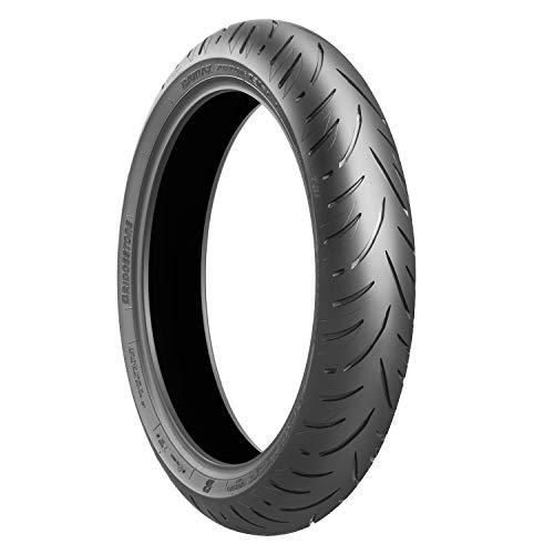 Bridgestone battlax t31F TL–80/110/80/R1959W–A/A/70DB–Neumáticos de verano (Moto)