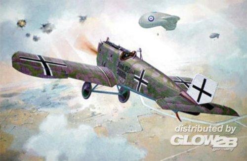 Roden 433 - Maqueta de Junkers D.I (escala 1/48) Importado
