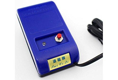 簡単手順コンパクト磁気抜き器 腕時計 分解