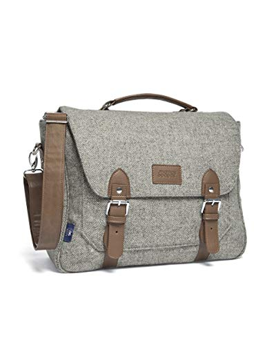 Mamas & Papas Ocarro X Moon Satchel Style Changing Bag - Grey