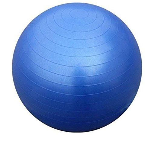 Kabalo Bleu 65cm ANTI BURST EXERCICE DE GYM YOGA SWISS ballon de...
