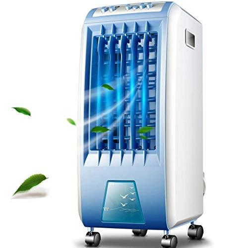 XPfj Refrigeradores evaporativos Ventilador Refrigerador de aire acondicionado hogar agua pequeño aire acondicionado refrigeración móvil