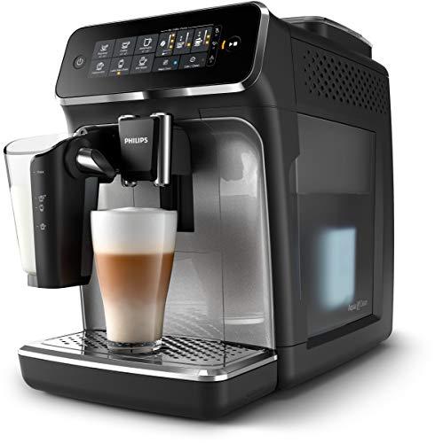 Ekspres do kawy Philips z serii 3200-5 rodzajów kaw - Łatwy system spieniania mleka LatteGo - Intuicyjny panel sterowania - Idealna temperatura i aromat - Ceramiczny młynek - EP3246 70