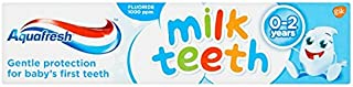 Aquafresh Milk Teeth Toothpaste 0-2 Years (50ml)
