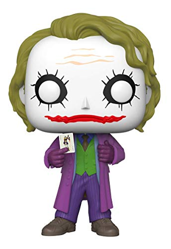 Funko- Pop Movies: DC-10 DC Joker Figura Coleccionable, Multicolor (47827)