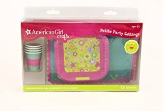 american girl party at home