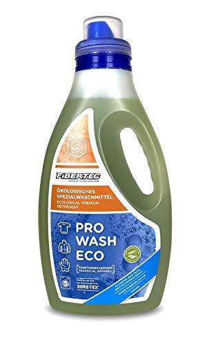 Fibertec Pro Wash Eco 1600 ml, Allround-Waschmittel für Funktionsbekleidung, ökologisches Spezialwaschmittel, Konzentrat
