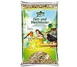 Dehner Natura Wildvogelfutter, Fett- und Weichfutter, 2.5 kg