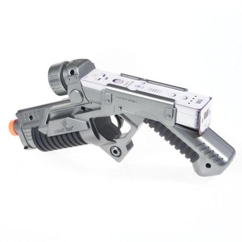 Cobalt Flux DARK OPS - LOCK 'N LOAD Wii Remote Gun