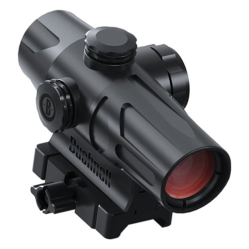 Bushnell Optics, Enrage Red Dot Sight 1X, 2 MOA Dot, Multi-Height Picatinny-Style Mount