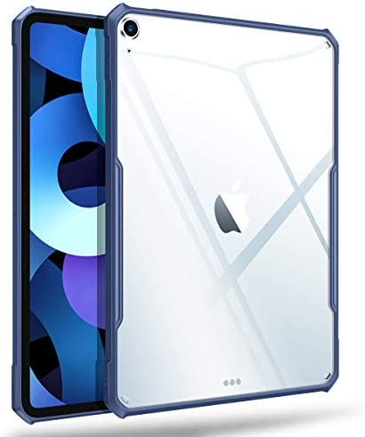 XUNDD Case for New iPad Air 4 10 9 Inch 2020 Ultra Slim Clear Protective Back Cover Shock Absorption product image