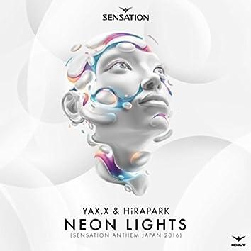 Neon Lights (Sensation Japan Anthem 2016)
