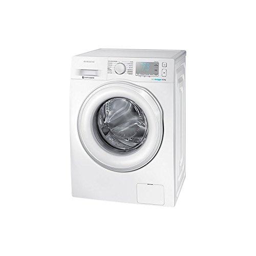 Samsung - lavatrice a carica frontale a libero posizionamento WW 80J64 13EW finitura oblo' Shiny White da 60cm