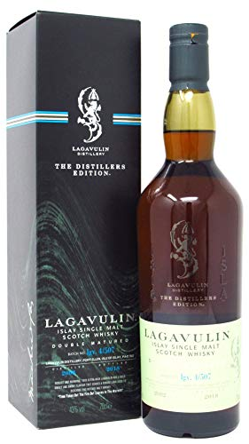 Lagavulin - The Distillers Edition - 2002 16 year old Whisky