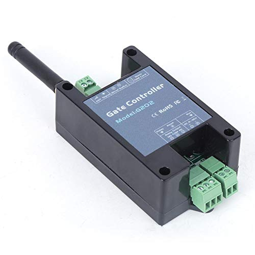 Redxiao Controlador de Puerta con Interruptor con Cable, Control de Puerta de...