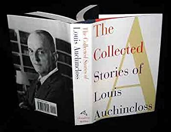 Collected Stories of Louis Auchincloss 0395710391 Book Cover
