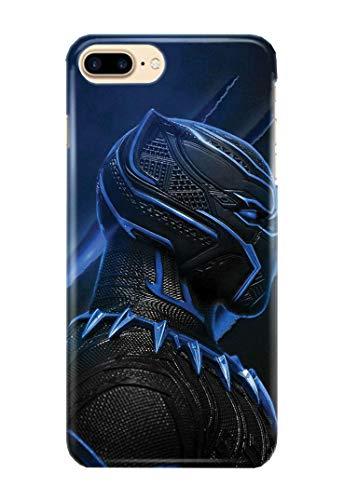 Hülle Me Up Handy Hülle für iPhone 6+/6s+ [Plus] Black Panther T'Challa Superhero Marvel Comics 11 Designs