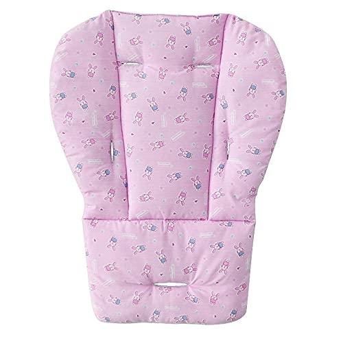 PetKids - Cojín para silla de paseo transpirable para Seat Pad de coche, asiento de algodón, protector de colchón para cochecito/cochecito/silla.