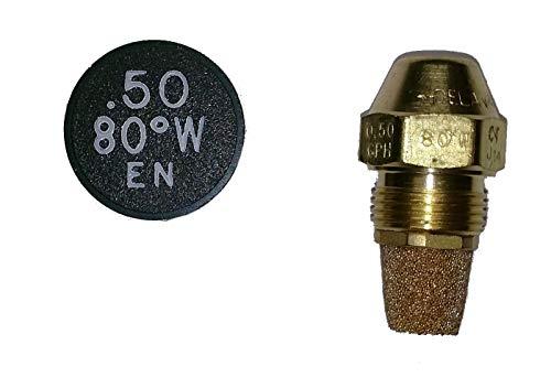 Delavan Düse 0.50 gph. 80 Grad W