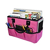 Godery Desktop File Folder Tote and Stock Organize, Fundamentals Art Organizer Storage Craft