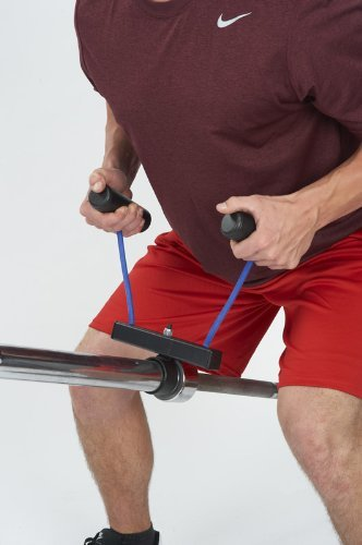 Olympic T-barbell Row Handles Fat
