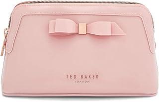 Ted Baker Women's Cahira Bow Detail Makeup Bag (Light Pink)