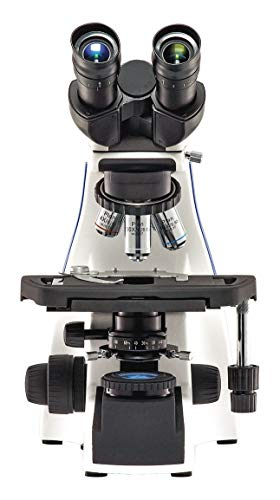LW SCIENTIFIC Microscope, Binocular, 40X to 1000X Optical Magnification, Light Source LED, Compound