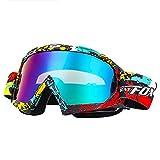 HAMISS Snowboard Anti-Fog Big Ski Goggle Spectacles Skiing Glass Men Women Snow Snowboard