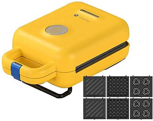 Dr.Sprayer Tostadoras de sándwich Máquina para Hacer gofres para Estufa de Gas, tostadora para sándwiches de Llama Abierta, Bricolaje para Pan Tostado para panini