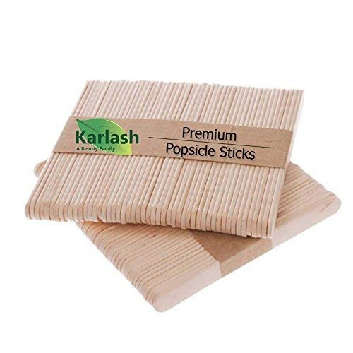 Wooden Popsicle Sticks