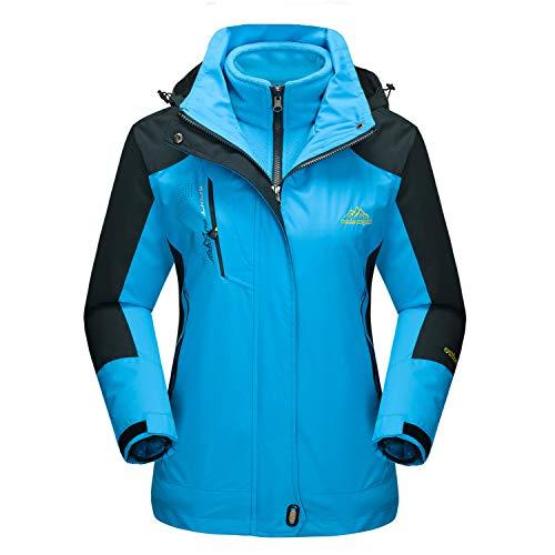 Winter Coats For Women Winter Jacket Women Ski Jacket Snowboard Jacket 3 In 1 Jacket Snow Jacket Rain Jacket Waterproof Jacket Women Parka