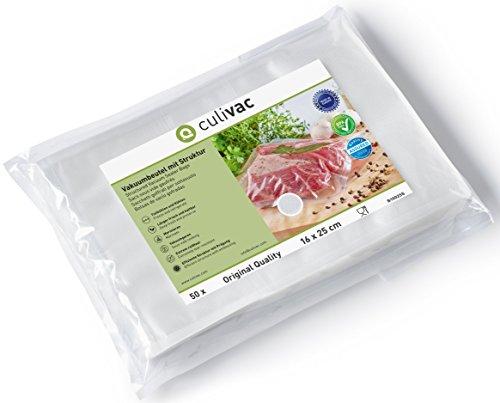 Bolsa de plástico envasado al vacio de Culivac